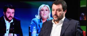 Salvini a Berlusconi: se pensa a nuovi inciuci, le nostre strade si separano