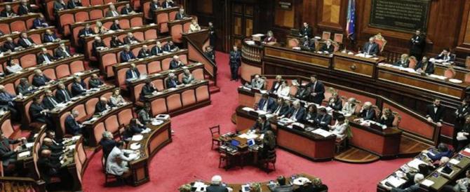 Blitz degli scissionisti al Senato: Pd sconfitto in Prima Commissione