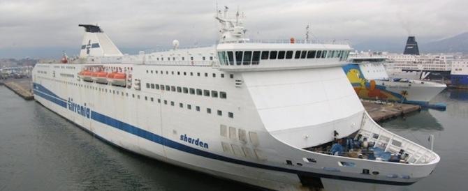 Donna ritrovata morta sul traghetto Tirrenia: ci sono tre indagati