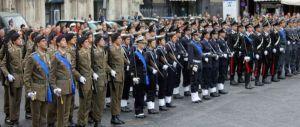 Sicurezza, Alfano dice sì alla mozione di Forza Italia sulle forze armate