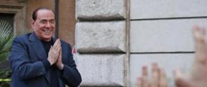 Berlusconi a Cartabianca: «Attenti, chi lascia Silvio non conta più nulla…»