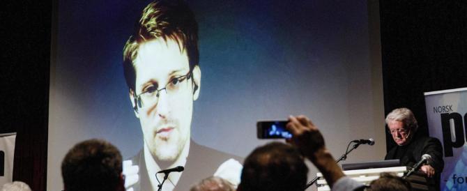 Mentre si chiede il perdono per Snowden, Obama libera i drogati
