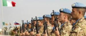 Cassazione, sì al risarcimento per i militari vittime di malattie in missione