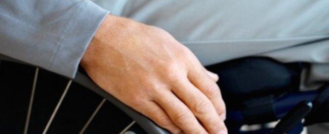 Processo per stalking: impediva con il furgone il passaggio a un disabile