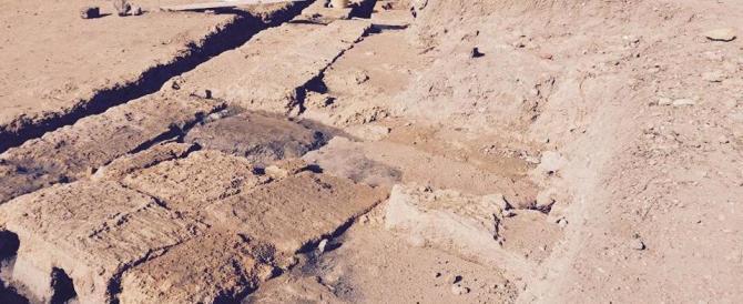 Agrigento, nella Valle dei Templi trovato il teatro dell'antica Akragas