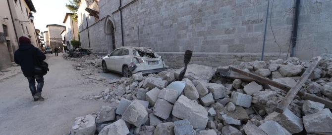 Sciacalli dopo il terremoto: presi un albanese, 2 romene e un marocchino