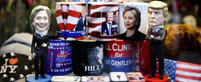 New York contro Trump. E Hillary ricomincia a bussare a denari