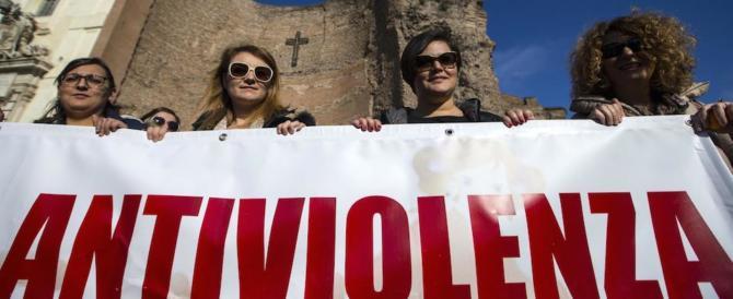Violenza sulle donne, il corteo sfila a Roma. E a Milano si arrestano 3 uomini