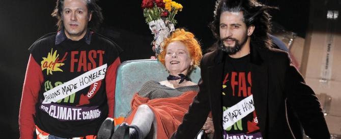 «Il punk è morto»: il figlio della Westwood brucia cimeli per 5 milioni (video)