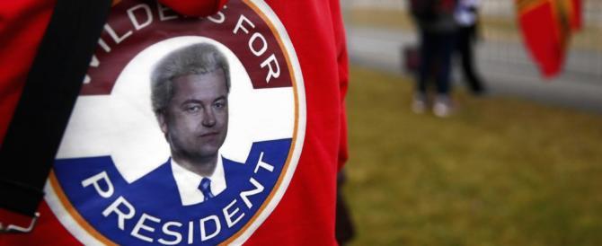 """Wilders condannato in Olanda. Ma lui accusa: """"Verità e libertà sono più forti"""""""