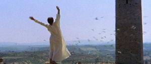 Zeffirelli: a Castelluccio ho girato Fratello Sole, Sorella Luna. Che dolore