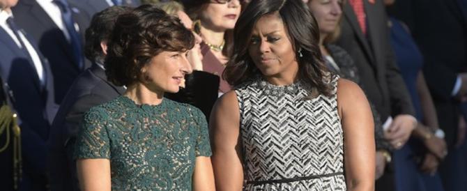 Dall'apertura del Giubileo alla cena con gli Obama: i 1000 giorni della first lady (VIDEO)