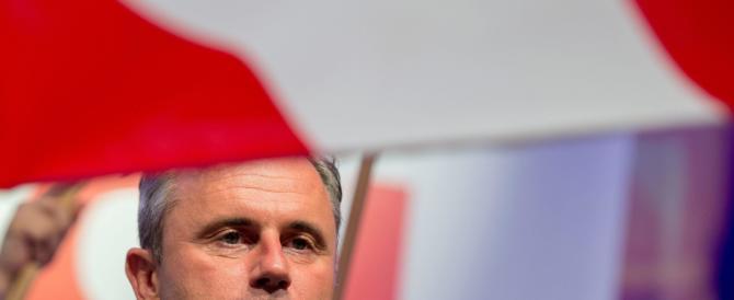 "Austria, Hofer ammette la sconfitta. ""Contro di noi una campagna di paura"""