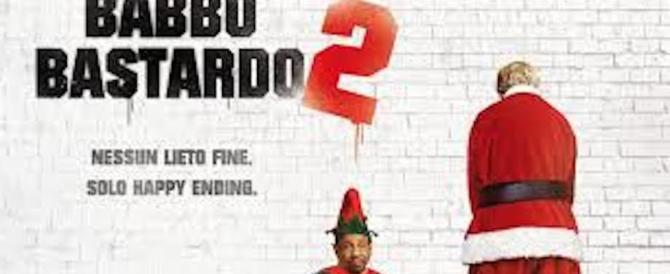 Babbo Bastardo 2: scorretto più che mai. Da mercoledì 7 al cinema (video)