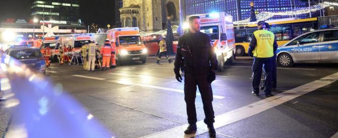 Berlino, è caos. 6 siriani e un libico tentano di dare fuoco a un senzatetto
