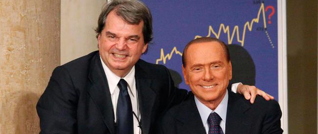 "Brunetta smentisce Renzi: ""L'ultimo aumento per gli statali è di Berlusconi"""