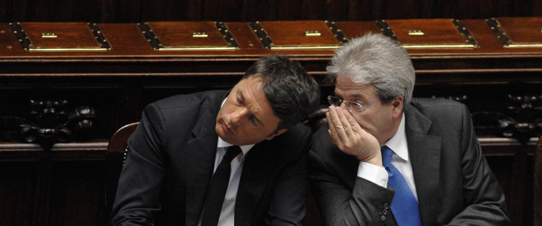 Elezioni addio. Renzi cambia passo e si accuccia all'ombra di Gentiloni