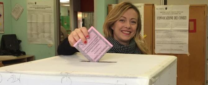 Referendum, alle 12 l'affluenza al voto è stata il 20,1 per cento