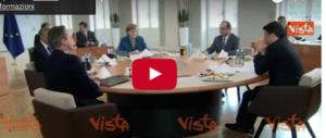 È ufficiale: Barack Obama porta sfiga. Perciò ora toccherà alla Merkel (video)