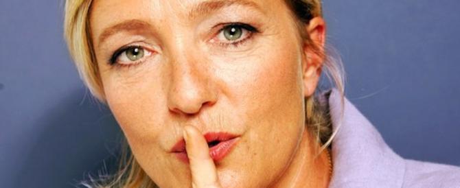 Marine Le Pen: «La sinistra è finita. Restano solo controfigure…»