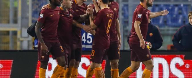 """Alfano annuncia: """"Forse dopo il derby leveremo le barriere dall'Olimpico"""""""