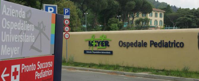 Meningite: bimbo di 22 mesi muore all'ospedale Meyer di Firenze