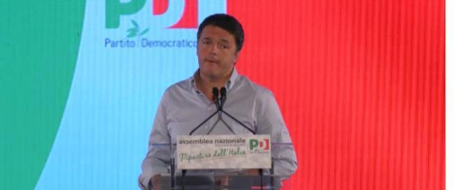 Renzi si consola con il 41% e sulla legge elettorale rilancia il Mattarellum