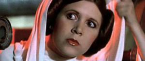 """Cinema in lutto, è morta Carrie Fisher, la principessa Leila di """"Guerre stellari"""" (VIDEO)"""