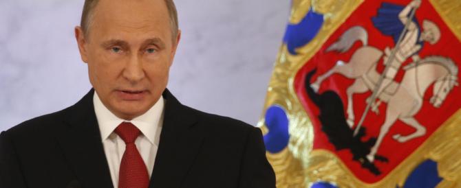 Putin: «Noi non vogliamo nemici, ma difenderemo i nostri interessi»