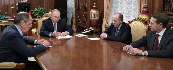 Putin: «Pronti ad affrontare qualsiasi minaccia. Noi siamo i più forti»