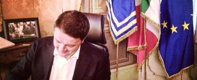 Renzi: «Un governo con tutti i partiti dentro o al voto dopo la Consulta»