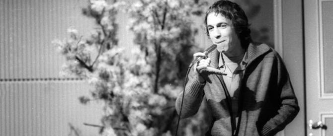 Rino Gaetano celebrato dalla rete: le sue canzoni contese da destra e sinistra
