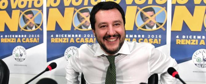 Salvini a Berlusconi: primarie l'8 aprile aperte solo a chi si oppone all'Ue