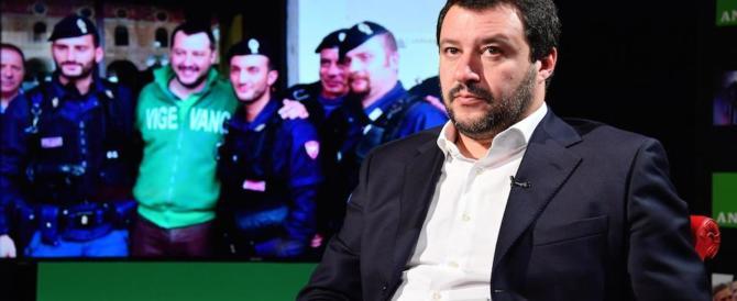 Salvini: «I vip che votano si? Sono quelli che ricevono i contributi pubblici»