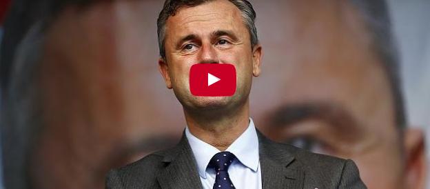 Austria, è il giorno di Van der Bellen. Hofer conquista il 46% di voti (video)