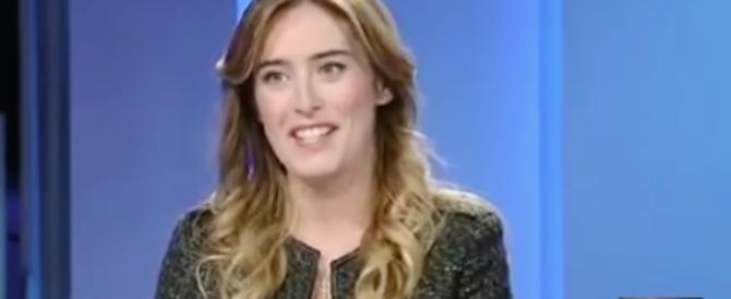 Maria Etruria scaricata da tutti. Che fine farà la ministra Boschi? (video)