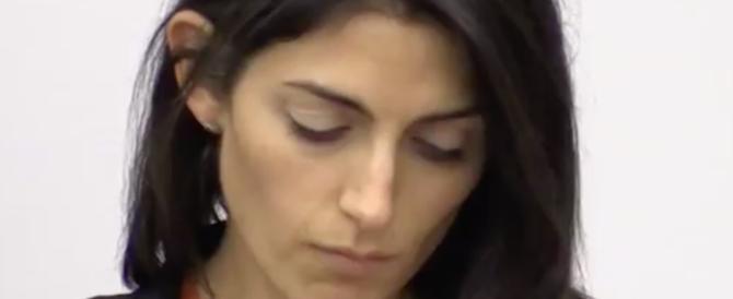Saviano: la Raggi deve dimettersi perché è lei che ha imposto Marra (video)