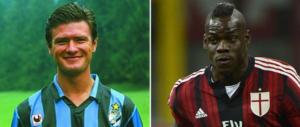 «Alfano mi ricorda Aldo Serena e Renzi è come Balotelli». È vero, ecco perché