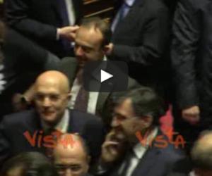L'urlo di Tarzan a Palazzo Madama. A farlo è il senatore Puglia (video)