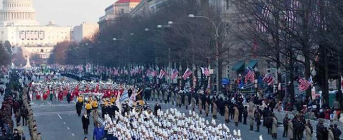 Anche le bande scolastiche boicottano Trump: niente sfilata per il presidente