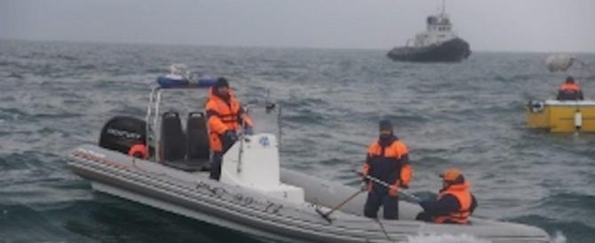 Recuperata la prima scatola nera del Tupolev russo caduto nel Mar Nero