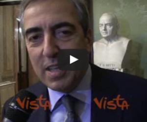 Gasparri: «Renzi è caduto travolto dalla sua arroganza» (video)