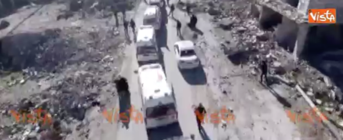 Aleppo è libera. Mosca esulta: «Ora la pace è veramente possibile» (video)