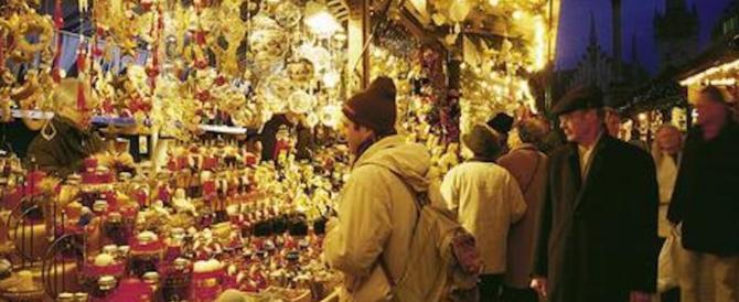 Germania, fallito attentato di un baby terrorista a un mercatino di Natale