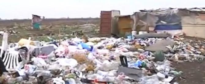 Arso vivo nella baraccopoli di Foggia: è il secondo caso in 7 giorni (video)
