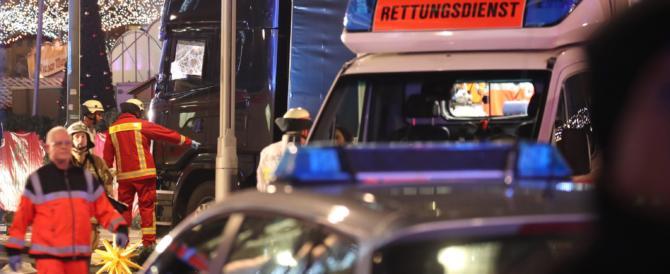 ***Tir a Berlino, i terroristi islamici spengono le luci in Europa: 12 morti e 50 feriti***