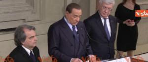 """Il """"no"""" al referendum e il """"nì"""" al governo rilanciano Berlusconi"""
