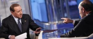 """Berlusconi: «La scheda di Renzi sul Senato? Ricorda """"Enrico stai sereno""""»"""