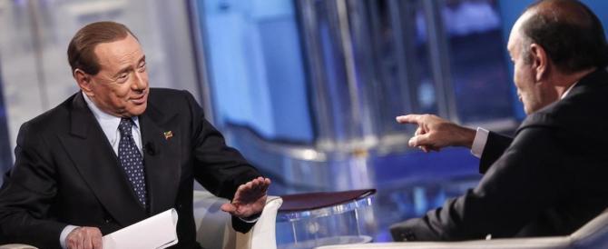 Amministrative, Berlusconi in campo. Domani da Vespa. Poi farà tappa a Genova?