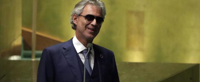 Trump chiama Bocelli: vuole che il tenore si esibisca per il suo giuramento